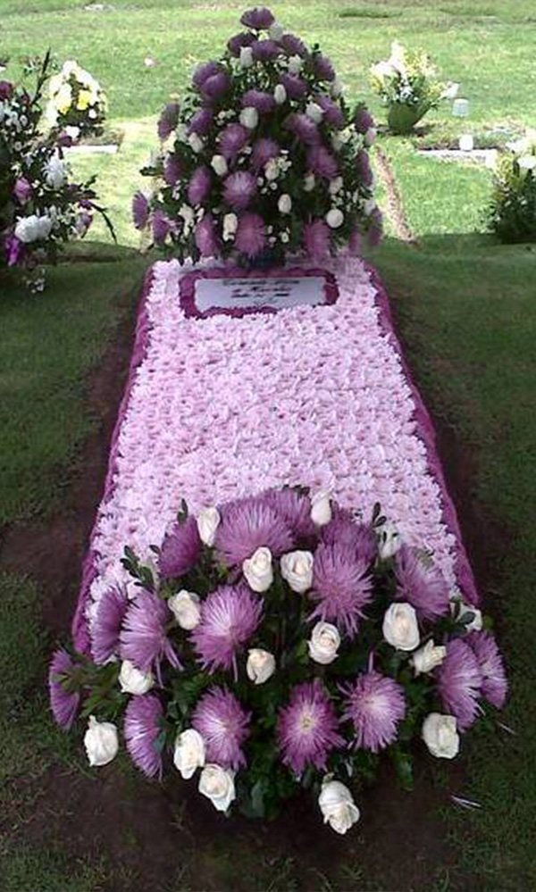 tapete floral ¡morado - Tapete floral especial tropical